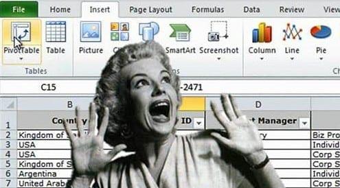 ¿Aún usas Excel para analizar tus datos?